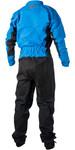 2019 Magic Marine Regatta Front Zip Drysuit Blue 170098