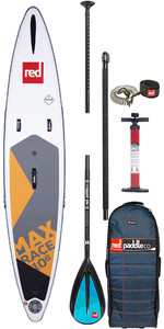 2020 Red Paddle Co Max Race MSL 10'6