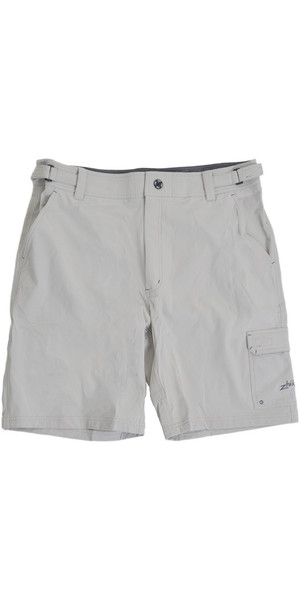 2018 Zhik Technical Deck Shorts in STONE SHORT350