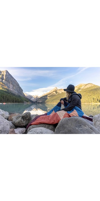 2020 Voited Recycled Ripstop Outdoor Camping Pillow Blanket V20UN01BLPBC - Creator Monadnock 2