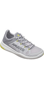 2021 Musto Dynamic Pro II Adapt Sailing Shoes 82027 - Platinum