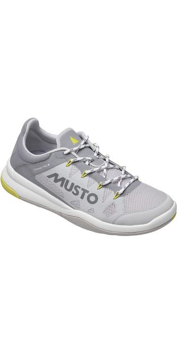 2021 Musto Dynamic Pro II Adapt Sailing Shoes 82027 - Platinum