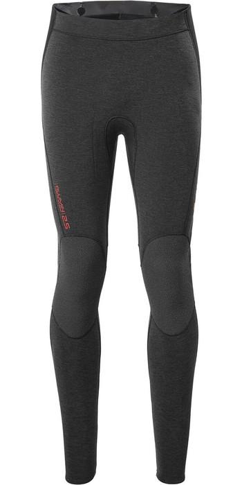 Musto Mens Flexlite Alumin 2.5mm Wetsuit Trousers 80854 - Black Marl
