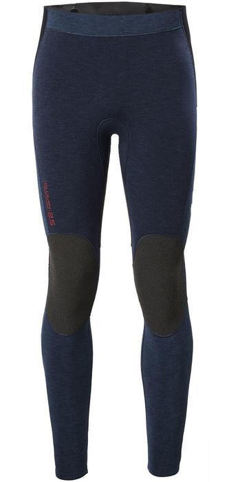 Musto Mens Flexlite Alumin 2.5mm Wetsuit Trousers 80854 - Midnight Marl