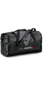 2021 Musto Waterproof Dry Carryall 65L 80040 - Black / Grey