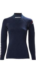 Musto Womens Flexlite Alumin 2.5mm Wetsuit Top 80922 - Midnight Marl