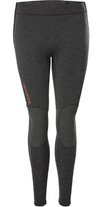 Musto Womens Flexlite Alumin 2.5mm Wetsuit Trousers 80916 - Black Marl
