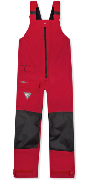 2018 Musto Womens BR1 Sailing Trousers True Red SWTR011