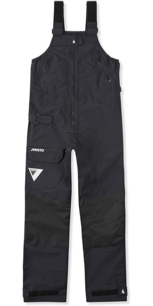 2019 Musto Womens BR2 Offshore Sailing Trousers Black SWTR010