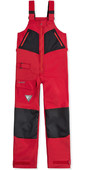 2021 Musto Womens BR2 Offshore Sailing Trousers True Red SWTR010