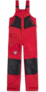 2019 Musto Womens BR2 Offshore Sailing Trousers True Red SWTR010