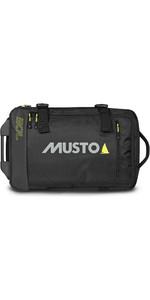 2019 Musto 30L Clam Case Black AUBL047