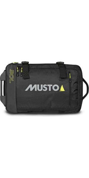 2019 Musto 30L Clam Case Nero AUBL047