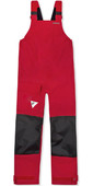 2021 Musto BR1 Core Sailing Trousers True Red SUTR039