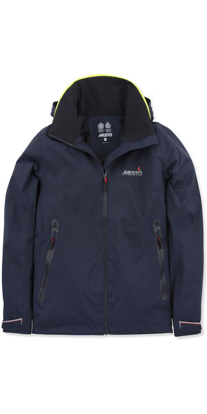 2019 Musto Mens BR1 Inshore Jacket True Navy SMJK056