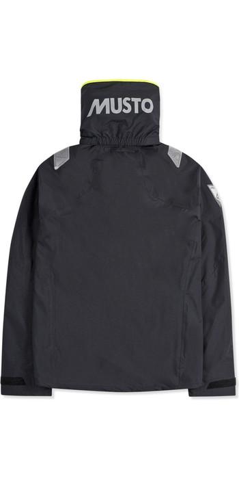 2021 Musto Mens BR2 Coastal Jacket Black SMJK055