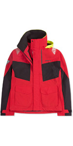 2019 Musto Womens BR2 Coastal Jacket True Red SWJK015