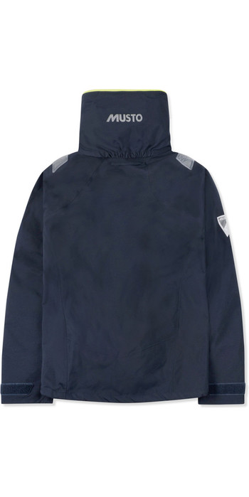2021 Musto Mens BR2 Offshore Jacket True Navy SMJK052