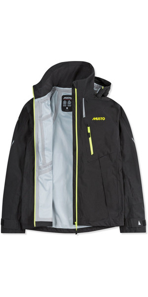 2018 Musto BR2 Race Lite Jacket Black SB0220