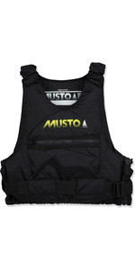 2021 Musto Junior Championship Buoyancy Aid Black SUAC024