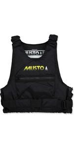 2020 Musto Championship Buoyancy Aid Black SUAC024