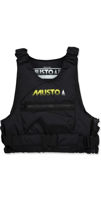 2020 Musto Junior Championship Buoyancy Aid Black SUAC024