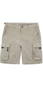 2019 Musto Mens Deck UV Fast Dry Shorts Light Stone EMST013