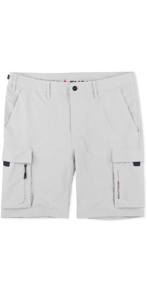 2018 Musto Mens Deck UV Fast Dry Shorts Platinum EMST013