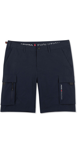 2018 Musto Mens Deck UV Fast Dry Shorts True Navy EMST013