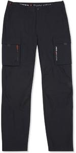 2019 Musto Mens Deck UV Fast Dry Trousers Black EMTR022