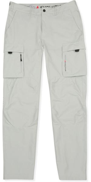 2019 Musto Mens Deck UV Fast Dry Trousers Platinum EMTR022