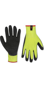 2021 Musto Dipped Grip Gloves Sulphur Spring AUGL001