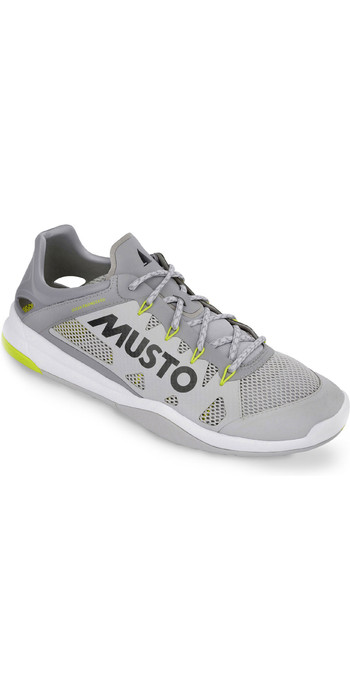 2020 Musto Dynamic Pro II Adapt Sailing Shoes 82027 - Platinum