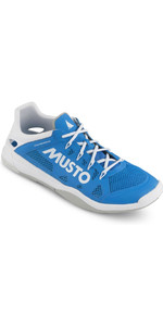 2019 Musto Dynamic Pro II Sailing Shoe Brilliant Blue FUFT006