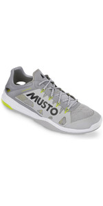 2020 Musto Dynamic Pro II Sailing Shoes 82026 - Platinum