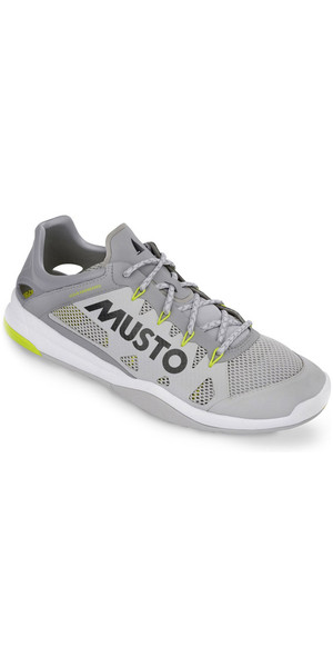 2018 Musto Dynamic Pro II Sailing Shoe Platinum FUFT006
