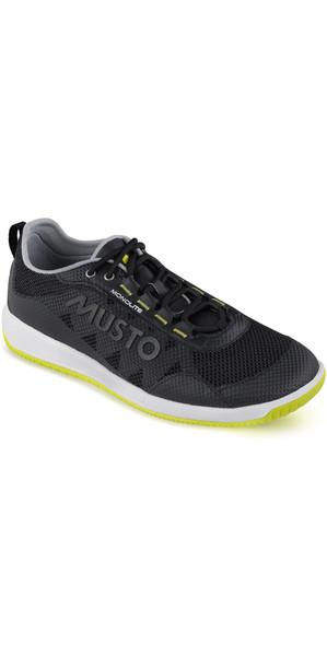 2018 Musto Dynamic Pro Lite Sailing Shoes Black FUFT015
