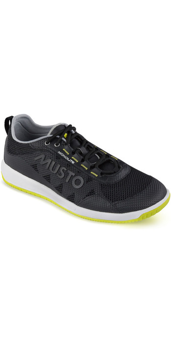 2021 Musto Dynamic Pro Lite Sailing Shoes Black FUFT015