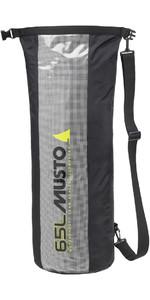 2019 Musto Essential 65L Dry Bag Black AUBL001