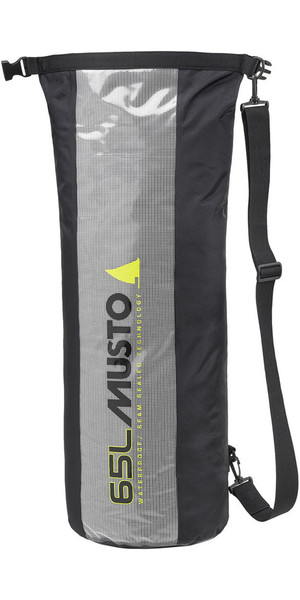 2019 Musto Essential 65L Dry Bag Black AUBL001