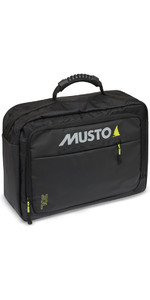 2019 Musto Essential Navigator 30L Backpack Black AUBL039