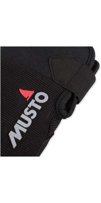 2019 Musto Essential Sailing Long & Finger Gloves - Double Pack