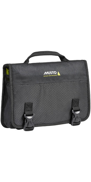2019 Musto Essential Washbag Black AUBL223