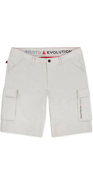 2018 Musto Mens Evolution Pro Lite UV Fast Dry Shorts Platinum EMST012