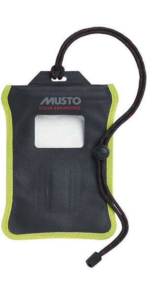 2019 Musto Evolution Waterproof Smart Phone Case Black AE0710