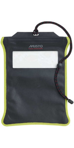 2019 Musto Evolution Waterproof Tablet Case Black AE0700
