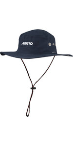 2019 Musto Fast Dry Brimmed Hat Navy 80033