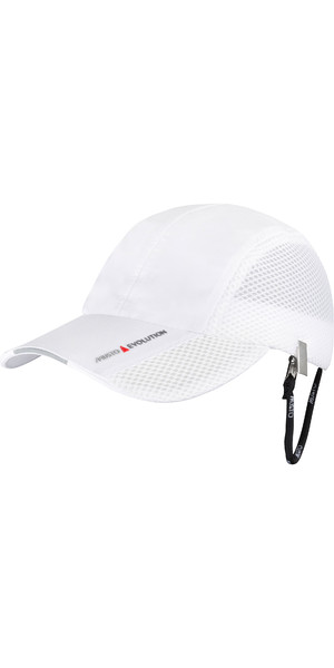 2019 Musto Fast Dry Technical Cap White AUHD005