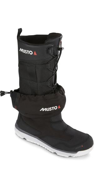 2019 Musto Gore-Tex Ocean Racer Sailing Boots Black FUFT001