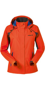 Musto Womens Evolution Sardinia Gore-Tex Jacket FIRE ORANGE SE1840